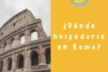 alojamiento en roma