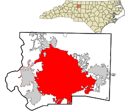 Winston-Salem NC homes