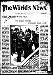The Tribune World