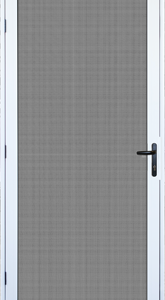custom security doors