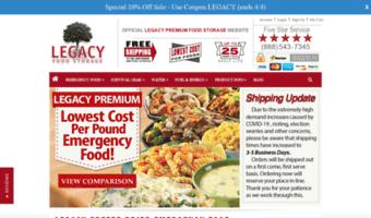buy emergency food